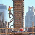 RT @johnjspink: Construction workers #RiseUp with new #Atlanta #Falcons Stadium - http://t.co/hwBtzXjPDw #NFL @ajc http://t.co/66zmb4AM3E