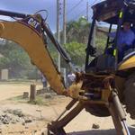 RT @PasionPorStaMta: A esta hora en puesto salud de Batidas Alcalde @carlosecaicedo colocación de la primera piedra nuevo centro de salud http://t.co/75LpVI7PRA