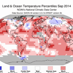 RT @Slate: The Earth just had its warmest 12-month period on record: http://t.co/Zl2Xa3IBXW