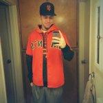 RT @SFGiants: Orange everywhere today #OctoberTogether #SFGiants via @brayson14 http://t.co/90uXygVsdb