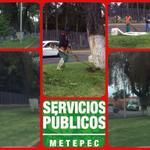 """""""@met_ServPublico: Damos mantenimiento a las áreas verdes del Camellón de Av. Estado de México #100%Metepec http://t.co/gIBWcTgYtV"""""""