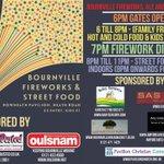 Fireworks! @RPavilion 31st October 7pm #birmingham #bournville #brum #streetfood #realale Please RT! http://t.co/Pmy1v7jVn9