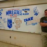 RT @jcarter74: So happy to see my white board generate excitement for the @Royals. Cant wait to see them win tonight. #TakeTheCrown http://t.co/BMQoxeCPDs