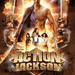 Naa commitment, naa appointment, only punishment! And here is the first poster of #ActionJackson @AJTheMovie http://t.co/GuXrG3ioXb