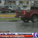#ENVIVO Reporte desde #Campeche; esperan fuertes #lluvias por zona de inestabilidad http://t.co/9TLckAAq3G http://t.co/MDAMG52eWj