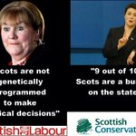 Theres not much difference between Labour and Tories these days with two very insulting leaders. #the45plus http://t.co/JuulcLJXkq