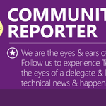 RT @MS_ITPro: Can't make it to #Barcelona for #TEE14? Follow #TEE14Community & our Community Reporter team for real-time updates! http://t.co/ou9eDFf4TK