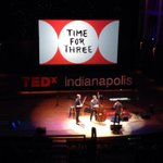 RT @thebecking: In case you were wondering, Indy still loves @tf3 six years into their residency at @Indy_Symphony. #tedxind http://t.co/7FFrT6jHhC