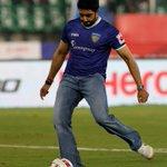 """""""@BachchanFClub: @juniorbachchan Congratulations Sir for superb victory of #ChennaiyinFC today. :-))"""