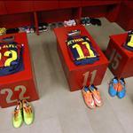 RT @FCBarcelona_es: Marc Bartra vivirá su cuarta titularidad esta temporada, la segunda en Champions #FCBlive #UCL http://t.co/GWNVLSm5g4