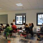 Aquesta tarda doble #GLLCapsulaFormativa al CEI Val dAran sobre Lideratge Estratègic amb @SaraSampedro21 http://t.co/e8C9xLUjN2