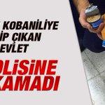 Devlet Kobani eylemlerini bastırmakla görevli polisine bakamadı http://t.co/tHpBFRmlBN http://t.co/KK8Mja37uU
