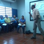 4ta Semana de Formación de #ComunicadoresAlternativos Hugo Chavez hoy Cultura #Guayana @jaarreaza @rangelgomez http://t.co/glE9BF5Hev