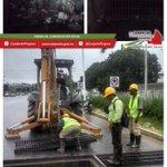 RT @CAMPCHEPROGRESA: @CAPAECamp Realiza Acciones de limpieza en el @MegaDrenaje #TemporadaDeLluvias @trccampeche http://t.co/3LlaKSZGK4