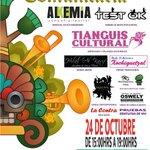 Fiesta Comunitaria en Ocotepec. Viernes 24 de octubre de 15:00 a 19:00 h. #Cuernavaca #Morelos @IMJ_Morelos http://t.co/ejz9ZJoehp
