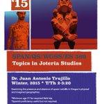 Winter 2015 Class! Topics in Jotería Studies! QS/WGSS/ES/SPAN 569! #QTPOC #joteria #GoBeavs #QSLove http://t.co/Jb3q6h1N8M
