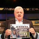 #JusticiaParaSole  Apoyemos al Gran @titifernandez1 todos los hinchas de River con vos! http://t.co/6wqgeohBhd
