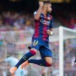 RT @FCBarcelona_es: Min 7. Neymar Jr define a la perfección en el primer remate a puerta del Barça. Messi, su assistent #FCBlive #UCL http://t.co/Dr4Etmolbb