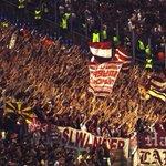 RT @AwayDays_: Bayern Munich fans in Rome today. http://t.co/hqmcr7Ma0T