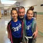 RT @MarkTwainEagles: Doubling our luck for the Royals @MarkTwainEagles @TakeTheCrown@Royals http://t.co/dnZML8FcPS