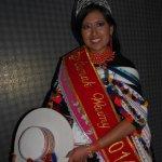La primera Reina Indígena del Ecuador es una joven de Salasaca. http://t.co/nO2Ts2yzhq http://t.co/UrflFHMwfd