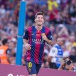 RT @FCBarcelona_es: Con este gol, Messi iguala los 69 de Cristiano Ronaldo en Champions y se sitúa a sólo dos del récord de Raúl #UCL http://t.co/8hbPXasMNJ