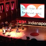 RT @Erika_D_Smith: The music has really been awesome today at #tedxind. Now playing, Sweet Poison Victim & Pam Blevins Hinkle http://t.co/pzR251HZuG