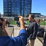 We got Jon Stewart and @maziarbahari up in this @twoffice, talkin bout @RosewaterMovie. http://t.co/jeqNX16xpB
