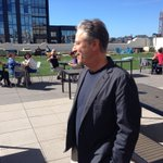 RT @elegantlywasted: My personal hero Jon Stewart @twoffice today! http://t.co/TfGbZx9xeS
