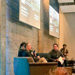 RT @mattheckman: Soooooo cool to have Jon Stewart and @maziarbahari @twoffice to chat about @RosewaterMovie! #Honored http://t.co/eEFqKbzM2d