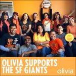 Make us proud, @SFGiants! #oliviatravel #OrangeOctober #OctoberTogether #WorldSeries http://t.co/1SIEb4OOiX