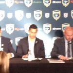 RT @ColePepper: Heres the @JaxArmadaFC first player to sign: Miguel Gallardo with owner @MarkFrisch10 and @ArmadaFCAdmiral http://t.co/gJspEAaFiF