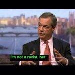 #NigelFarage and Classic- One- Liners:  Heres  Example One  #UKIP  via @deanbcfc-  @End_Bigotry -@AaronBastani   https://t.co/31NtppYuQM