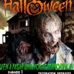 RT @Oscarkince: Dia 1 de noviembre!! Noche de hallowen en bar san gregrio (pamplona). Os esperamos. @sangregoriobar @daniciordia http://t.co/TDS9rhTTVK