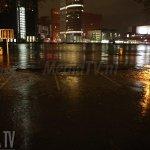 RT @mediatvnl: #Hoogwater #Rotterdam: Het water komt steeds verder de kade op: http://t.co/yvXkexssJ2