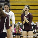 PLAYOFF PHOTO GALLERY: Apex vs Green Hope volleyball http://t.co/EYSZETvFaG http://t.co/dU6ugRYFqY