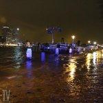 RT @mediatvnl: Het water loopt langzaam de kades van het #Noordereiland in Rotterdam over: http://t.co/I0ilLFD9Pm