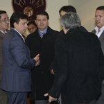 ATENCIÓN: El #DQuito pagó la deuda y podrá jugar contra #Emelec http://t.co/SdhHeD61w6 (Foto: @fotoestuardo) http://t.co/PjXFGbncY0