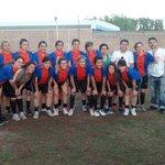 Hoy 2do partido del campeonato del Equipo femenino de futbol @osvaldo_pedrosa @CiurcaC http://t.co/qTaZYzfBPl