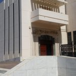 RT @PremierHajj: This is the Universitys Auditorium.It is where the Mufti and major scholars deliver lectures when they visit the Uni http://t.co/EK8en43yQt