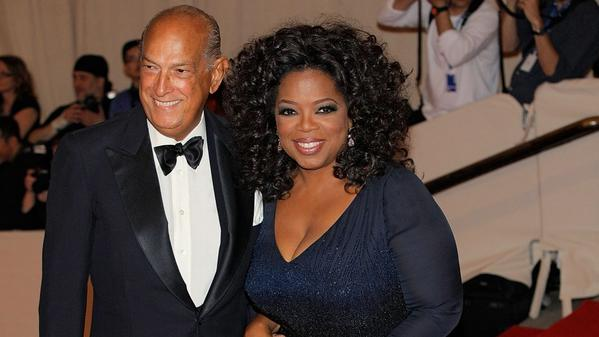 Hollywood pays tribute to Oscar de la Renta