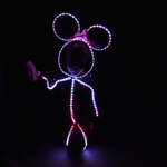 This little girl's glowing Halloween costume is ridiculously cute. http://t.co/O4ed7TkKFi http://t.co/0IFwTIfq6X