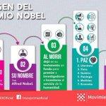RT @ricardoropo: Despues de la TNT, Alfred Nobel funda el premio al ingenio #CulturaPRImx #SoyPRImx @PRImx_Ags @MovPRIMXOficial http://t.co/NuJd8zSsVs