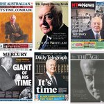 Todays front pages - all Gough http://t.co/SZpgwO7hYY