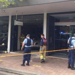 A car has slammed into a cafe at Neutral Bay on #Sydney's north shore http://t.co/bHPqIqV9mI http://t.co/BHldBKiw0k