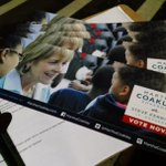 Only two weeks and 1.5 hours until polls close. Time to knock, knock, knock for our next #magov, @marthacoakley! http://t.co/TsDlpgvqBy