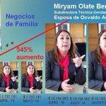RT @huasa1: Señora d Andrade gana $10 millones en Gendarmería mientras el Director Nacional gana $4 mils... Juzgue usted #Chile http://t.co/P80F7zWOAU