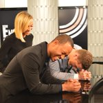 RT @ENews: SO many laughs on tonight's show... Are YOU watching? #TuneIn @GiulianaRancic @TerrenceJ @JasonKennedy1 http://t.co/uqtRwVwcdx