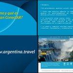 RT @mauricloss: Misiones acompaña la promoción a través de la WEB de Argentina. #ExperienciaMisiones es un ejemplo de esta tarea http://t.co/7I20mWoXbD