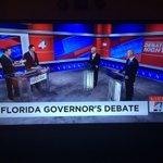 RT @StaceyReadout: Here we go. Debate under way on @wjxt4. #FLDebate http://t.co/f1EBM1fK54